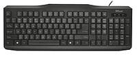 Клавиатура TRUST Classicline Multimedia Keyboard RU