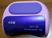 Лaмпa для гeль лaкa LED+CCFL 48W