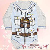 Боди для малышей пр-во Турция Рост: 62- 80 см (4589-1)