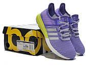 "Кроссовки Adidas Gazelle Boost ""Purple"""