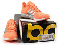 "Кроссовки Adidas Gazelle Boost W ""Orange/Silver/White"""
