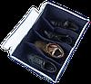 Органайзер для обуви на 4 пары ORGANIZE (джинс), фото 4
