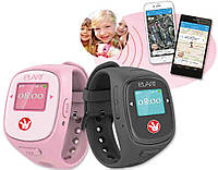Детские часы-телефон ФиксиТайм 2 с сенсорным экраном, GPS/LBS трекером