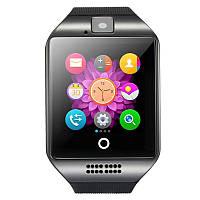 Умные часы UWatch Smart Q18 Black/Black