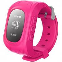 Умные детские часы с GPS Smart Baby Watch Q50 Pink