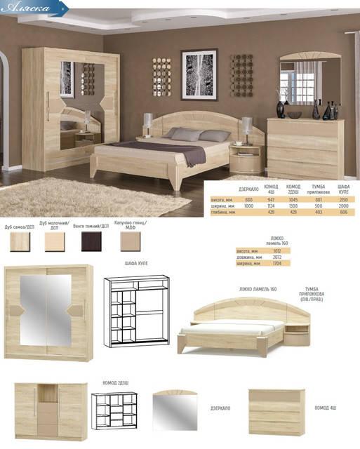 Мебель украинских фабрик - готовые модели 499452297_w800_h640_spalnya_alyaka__elementami