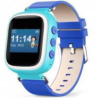 Умные детские часы с GPS Smart Baby Watch Q60 Blue