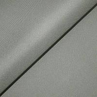 Ткань палаточная Оксфорд-600 (ПВХ) ДАЙМОНД арт 112379 Ц.Серый  (Н) 150СМ