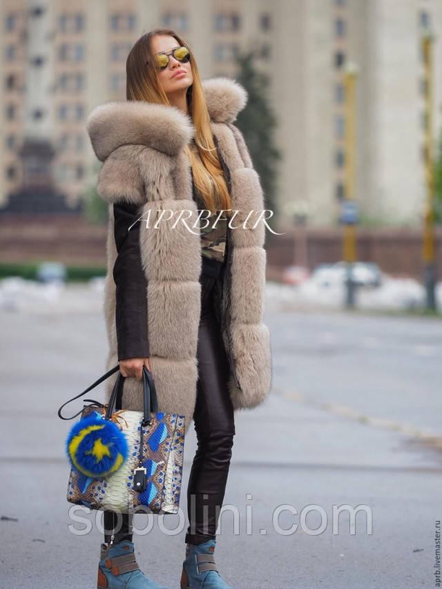 Великолепный жилет-куртка