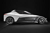 Концепт Nissan Bladeglider