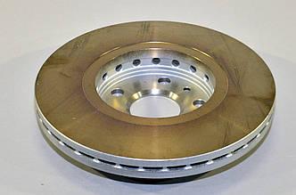 Гальмівний диск передній на Renault Kangoo II 2008-> 280mm — Renault (оригінал) - 402068234R