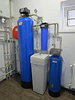 Комплексная система очистки воды для дома, удаление хим. соединений, осветление, умягчение, водоочистка