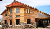 Деревянная вагонка — лучший материал для обшивки фасадов