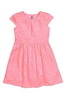 Платья h&m на девочку с яркой аппликацией