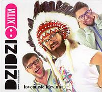 Музыкальный сд диск DZIDZIO Xіти (2014) (audio cd)