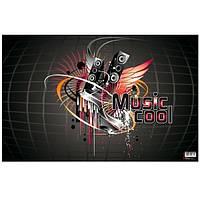 Подкладка для письма Panta Plast Музыка 665x430мм (0318-0035-94)