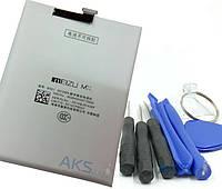 Аккумулятор Meizu MX3 M351/B030 (2400 mAh) Original + набор для открывания корпусов (234540)