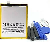 Аккумулятор Meizu M2 Note/BT42C (3100 mAh) Original + набор для открывания корпусов (234599)
