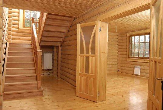 Вагонка для внутренней отделки дома