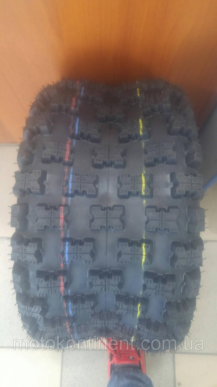 Резина DURO для квадроцикла  r10  DURO 22X7-10 4PR TL DI2012 передняя