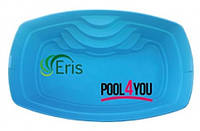 Чаша для бассейна POOL4YOU Eris 5,00x3,00x1,50 м