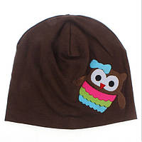 Детская шапочка с совенком.