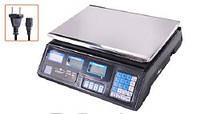 Весы торговые электронные до 30 кг ME-0898