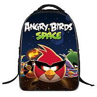 Школьный рюкзак с принтом Angry Birds