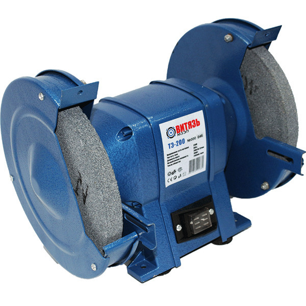 Электроточило Витязь ТЭ 150/450 Вт точильный станок точилка точило
