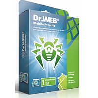 DR.WEB Mobile Security для Android на 1год