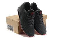 Кроссовки мужские  Nike Air Max 90 VT черные
