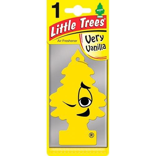 """Ароматизатор воздуха Little Trees """"Супер Ваниль"""""""
