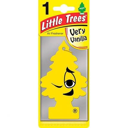 """Ароматизатор воздуха Little Trees """"Супер Ваниль"""", фото 2"""
