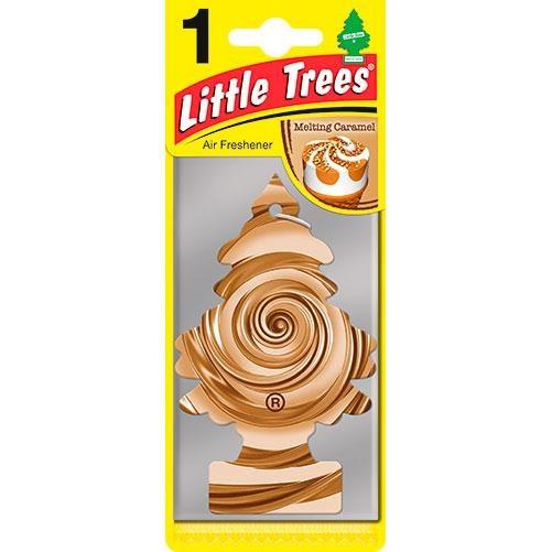 "Ароматизатор воздуха Little Trees  ""Карамель"""