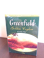 Чай Greenfield Golden Ceylon 100 гр