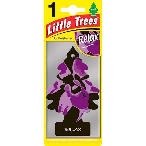 "Ароматизатор воздуха Little Trees ""Релакс"""