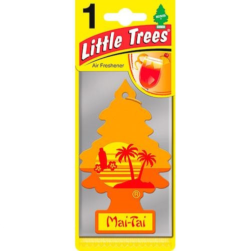 """Ароматизатор воздуха Little Trees """"Mai Tai"""""""