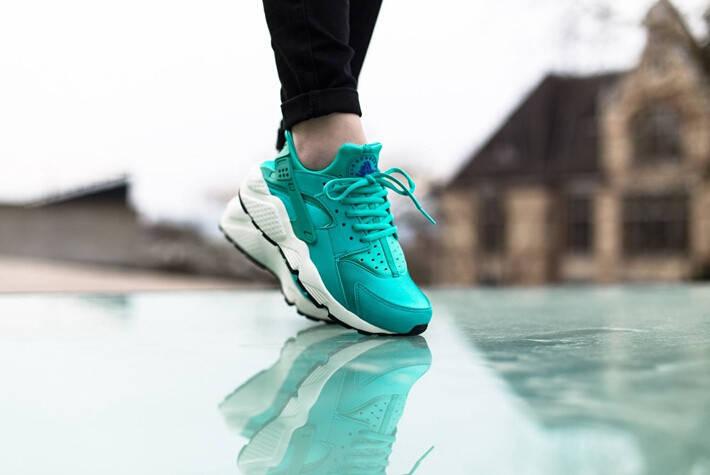 Кроссовки женские Nike Air Huarache / ARC-231, фото 3