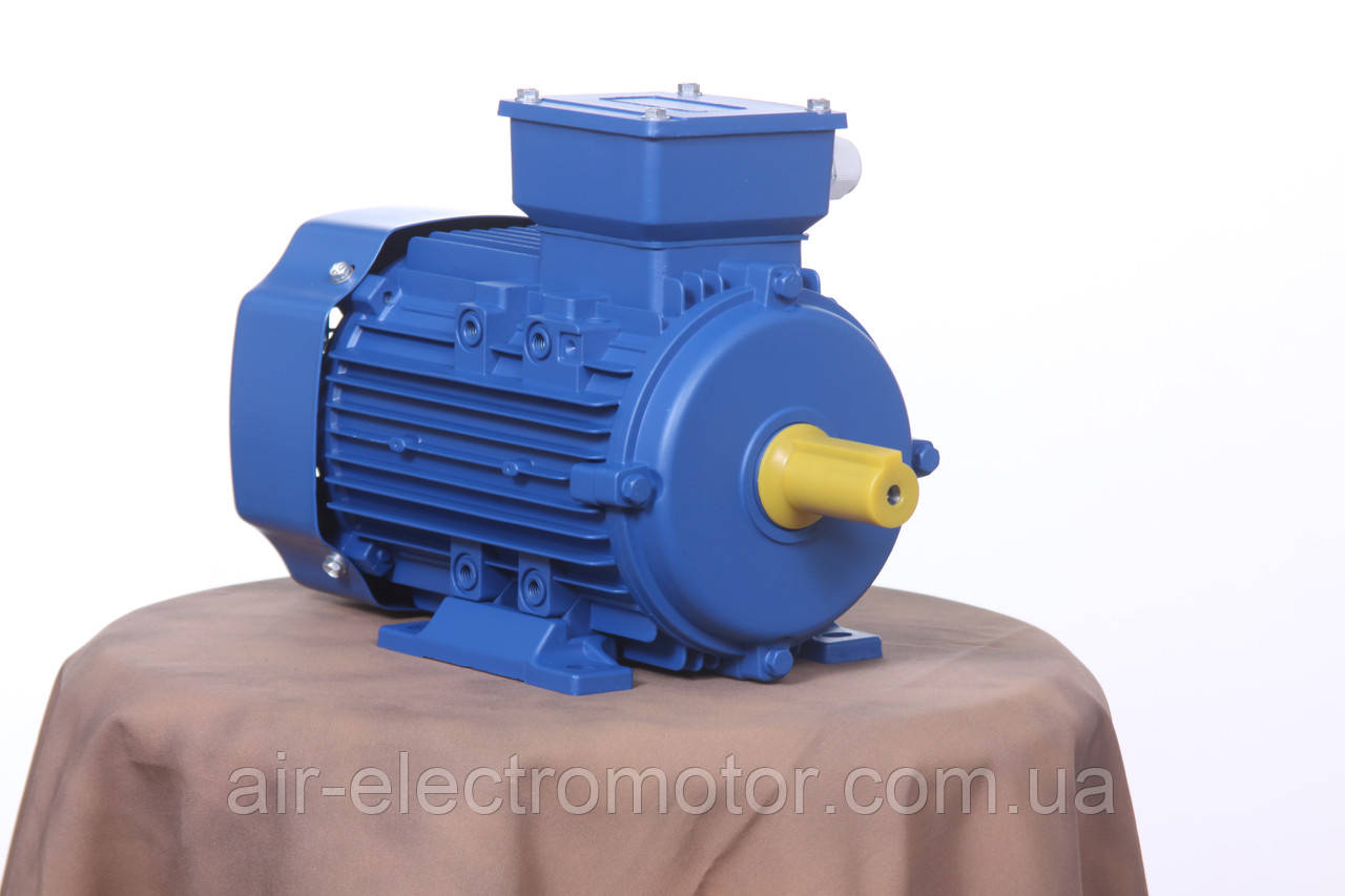 Электродвигатель АИР80А8 - 0,37кВт/ 750 об/мин