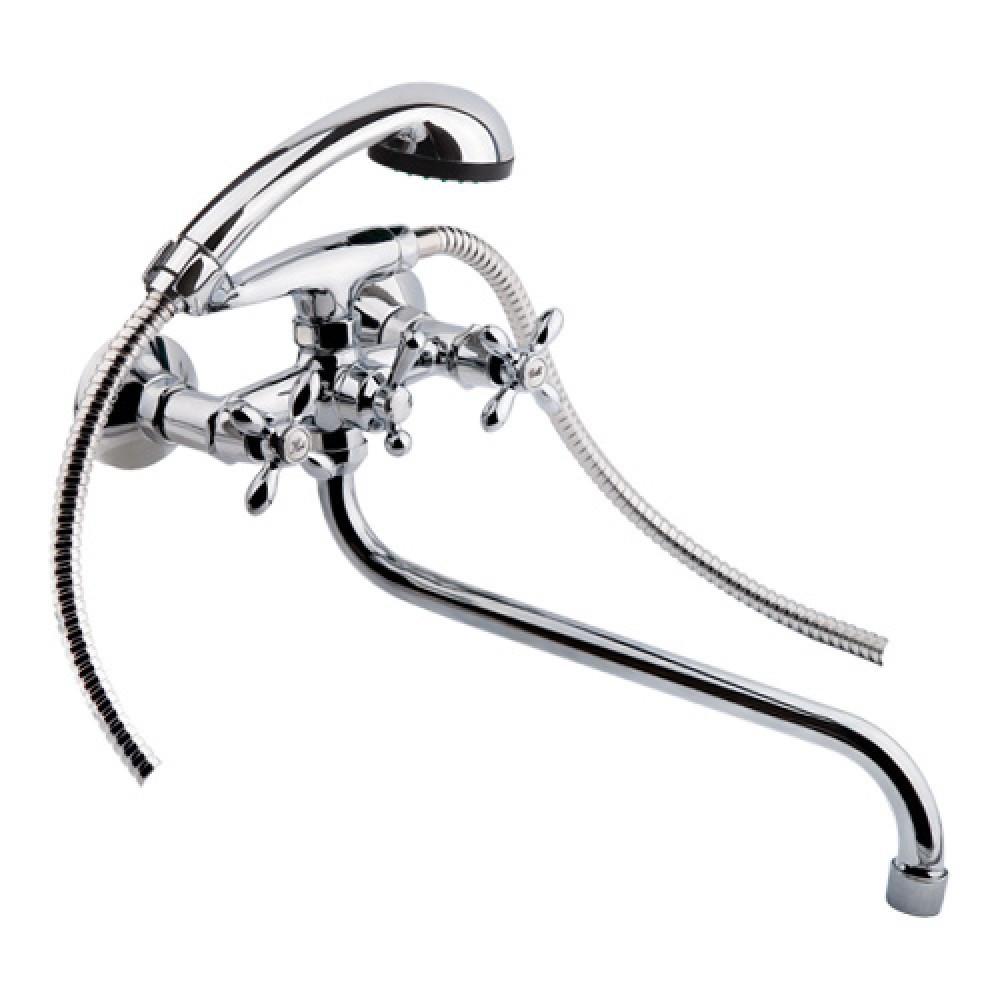 Смеситель для ванной VILLA 143 - 06 буксовый (Millano T-Z)