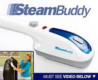 Паровая щетка — отпариватель Стим Бади Steam buddy