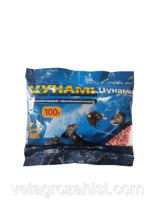 Цунами (протравленное зерно), 100г