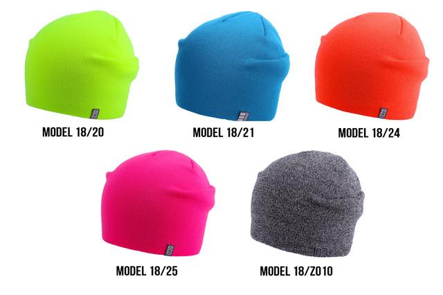 Мужские зимние шапки и шарфы