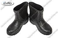 Мужские сапоги черные (Код: ГП-15)
