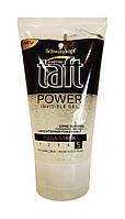 Гель для укладки волос Taft Invisible Power Hold Невидимая Фиксация мегасильной фиксации 5 - 150 мл.