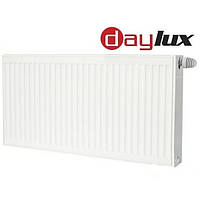 Радиатор стальной Daylux класс 33  600H x2000L боковое подключение
