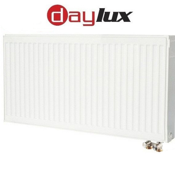 Радиатор стальной Daylux класс 11  600H x 500L нижнее подключение