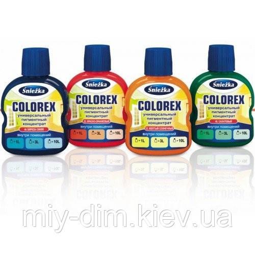 COLOREX 0,120 №20 персик PL