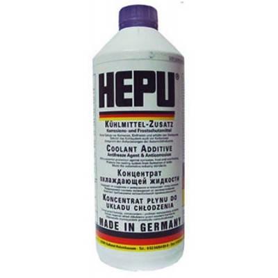 HEPU Антифриз для системы охлаждения (синий G 11) 1.5 л, фото 2