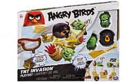 Angry Birds: средний игровой набор Бомб и Большой взрыв SM90504-2 Spin Master